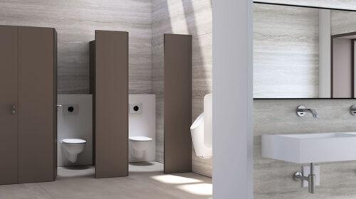 Conseguir uma higiene 360º nas casas de banho atuais
