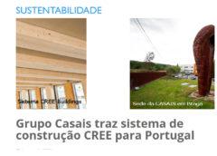 Grupo Casais traz sistema de construção CREE para Portugal