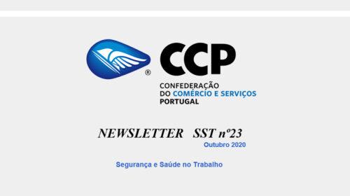 Segurança e Saúde no Trabalho  – newsletter SST nº23