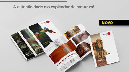 Globaldis destaca a natureza nos novos catálogos de madeiras