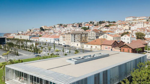 Coberturas Eficientes – Terminal de Passageiros do Porto de Lisboa