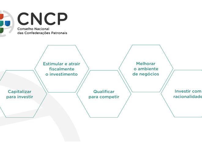 Propostas para o OE/2022 do Conselho Nacional das Confederações Patronais