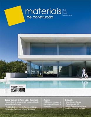 Revista nº 194 || Dossier Materiais de Renovação e Reabilitação