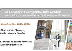 Os Serviços e a Competitividade Urbana
