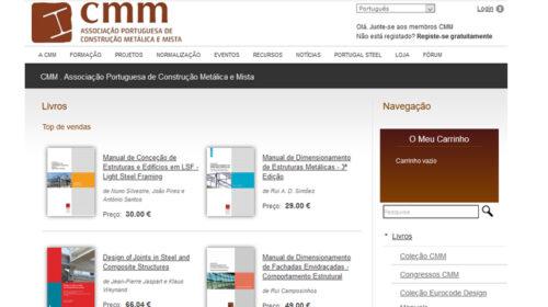 Publicações CMM | Novo Livro Manual de Dimensionamento de Estruturas Metálicas