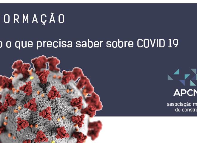 COVID-19 Toda a Informação que precisa