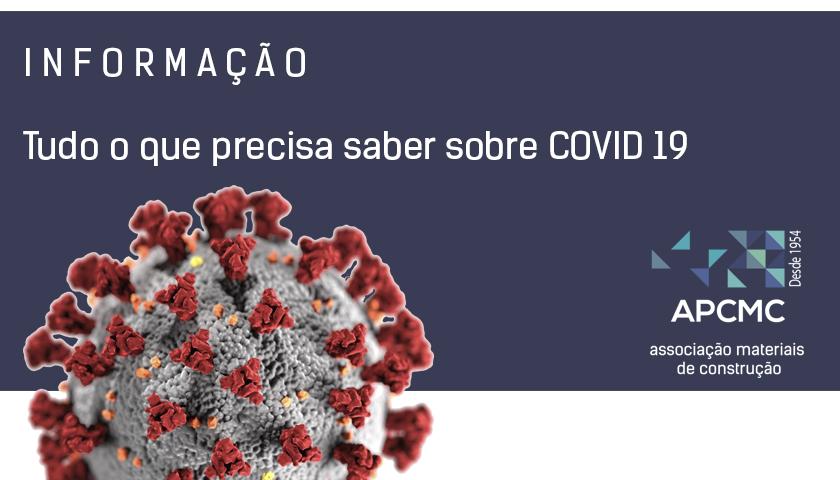 COVID-19 Toda a iformação que precisa