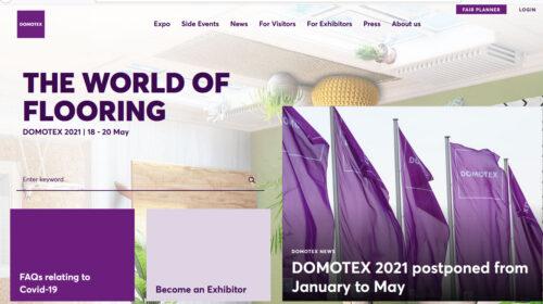 Domotex – Feira Mundial de Revestimentos para Pavimentos
