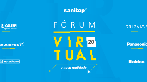 Sanitop realiza Fórum virtual dedicado a profissionais