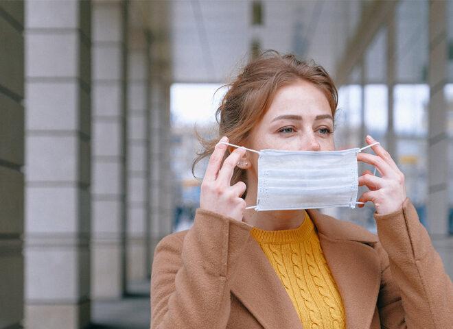 Máscara facultativa no espaço público desde 13 de setembro