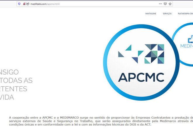 Saúde e Segurança no Trabalho > Protocolo Medimarco / APCMC