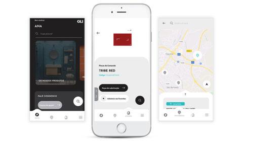 OLI cria 'app' e consolida aposta no digital