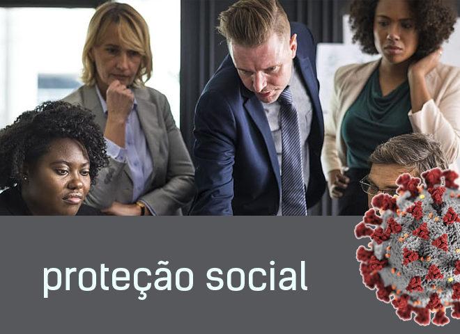 Medidas excecionais de proteção social
