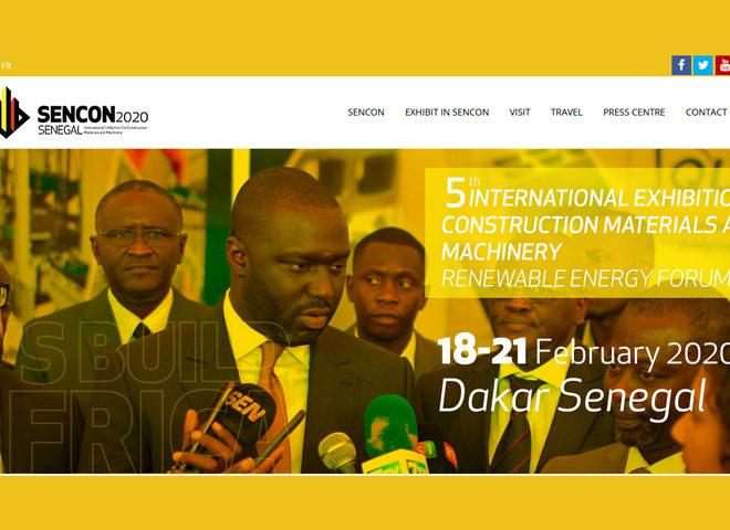 5ª edição da SENCON – Senegal