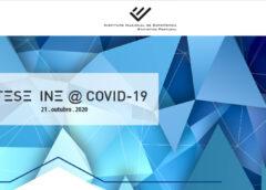 Síntese INE@COVID-19 (21 outubro 2020)
