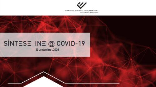 Síntese INE Covid (23 setembro 2020)