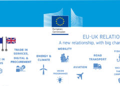 EU and UK reach Trade & Cooperation Agreement